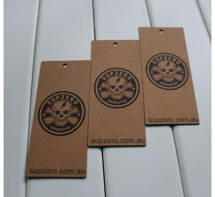 Custom Kraft Paper Hang Tags