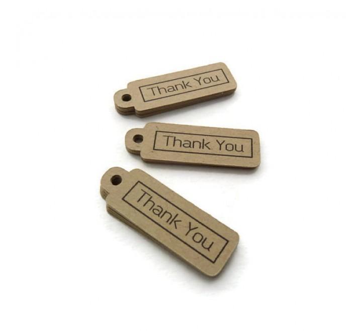 Custom Mini Hang Tags