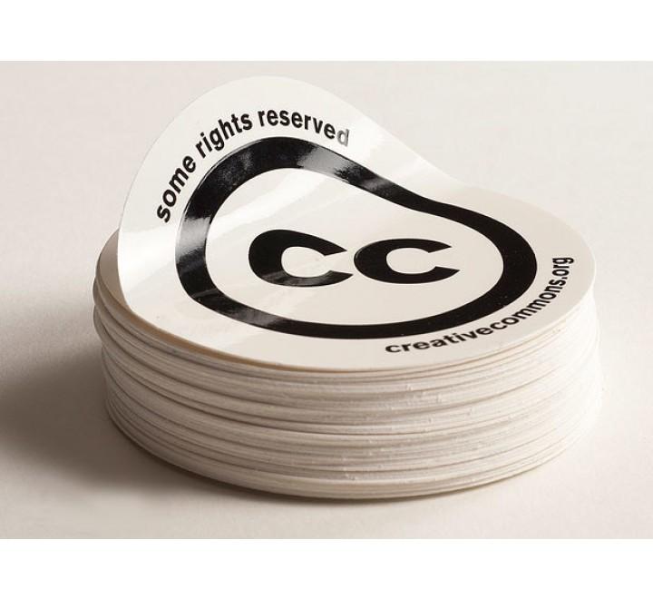 Round Silkscreen Printed Tags