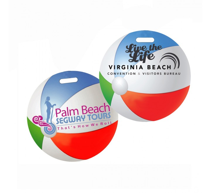 Round Mini Squeeze Tags