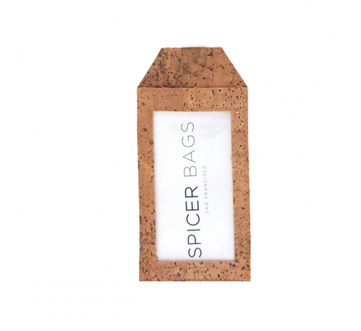 Square Luggage Tags