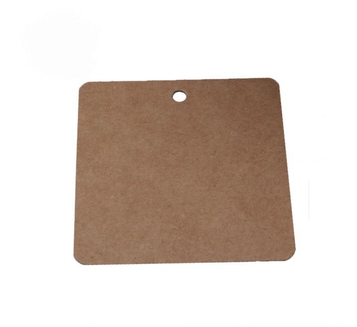 Square Paper Hang Tags