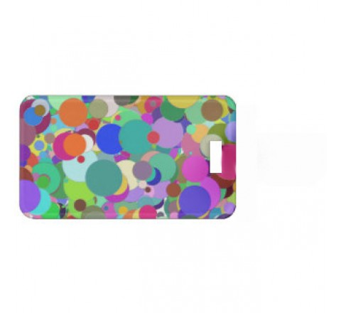 Rectangular Bubble Square tags