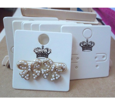 Custom jewellery Hang Tags