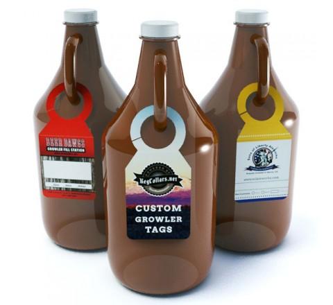 Custom Bottle Neck Tags