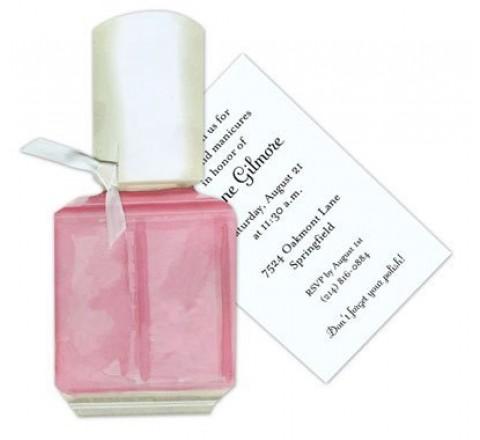 Die Cut Perfume Tester tags