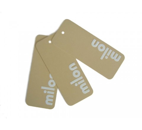Rectangular Boutique Tags