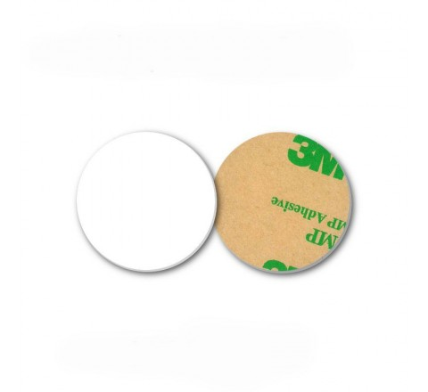Round Waterproof PVC Hang Tags