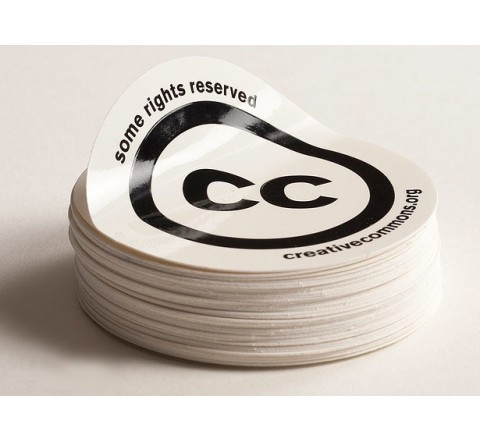 Round Silkscreen Printed Tags